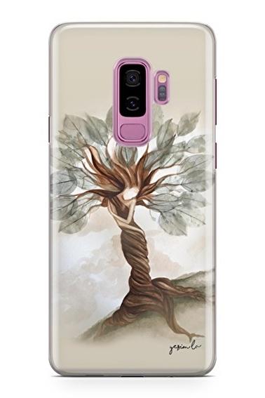 Lopard Samsung Galaxy S9 Plus Kılıf İçimdeki Güç Kapak Renkli